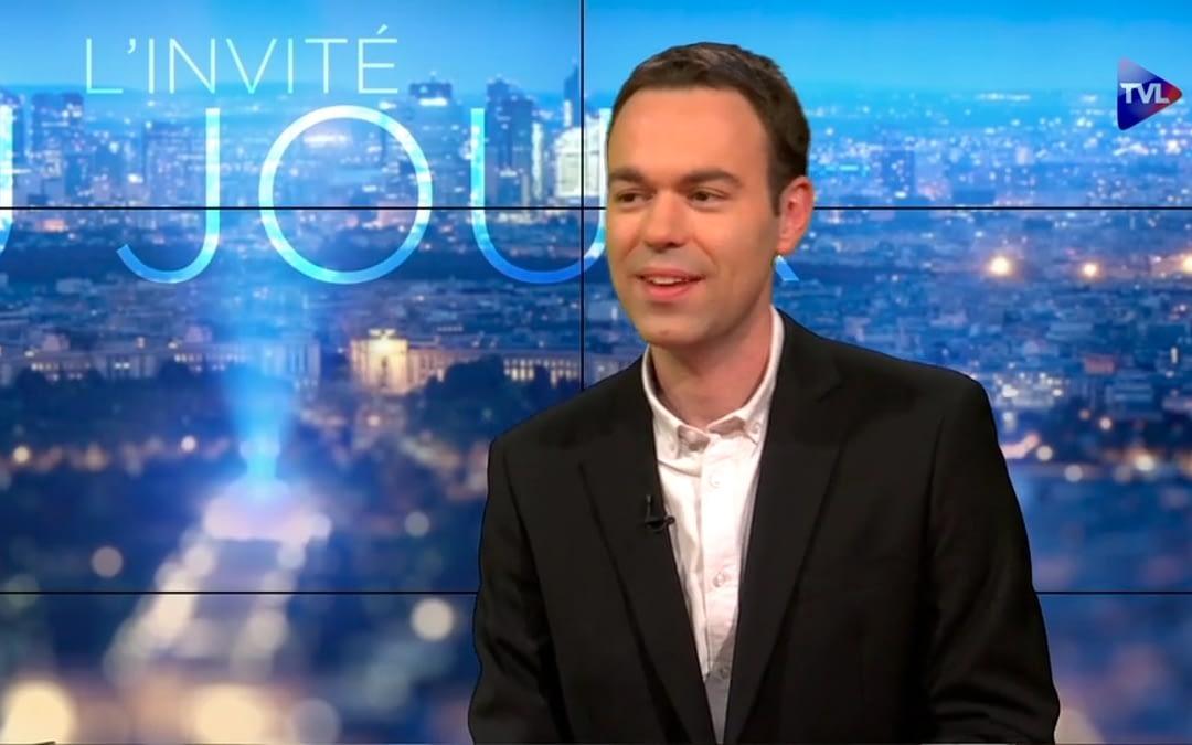 Zoom – Fabrice Grimal : la révolution en France, c'est pour 2023 !